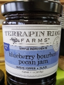 Terrapin Ridge Blueberry Bourbon Pecan Jam